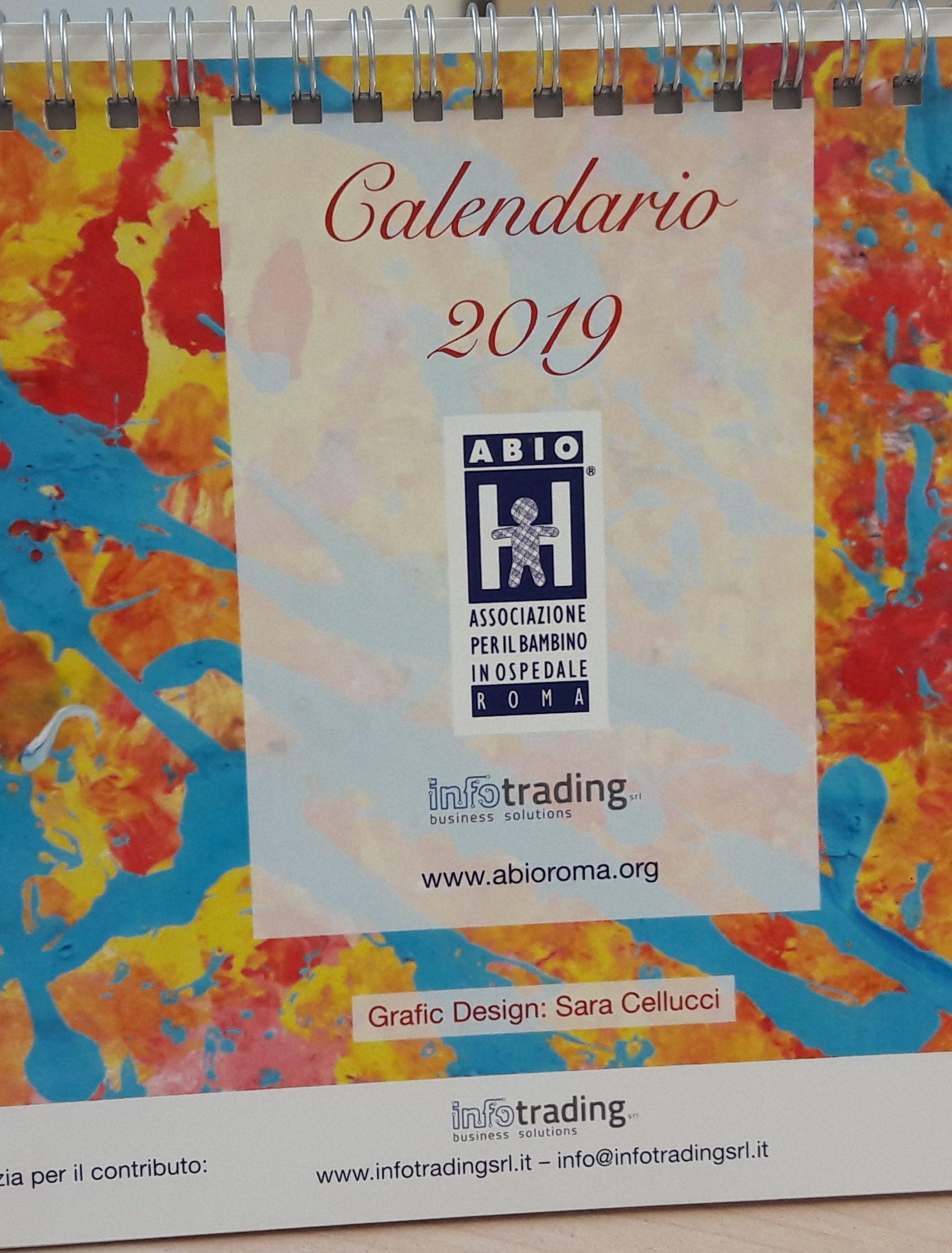 Calendario ABIO Roma 2019