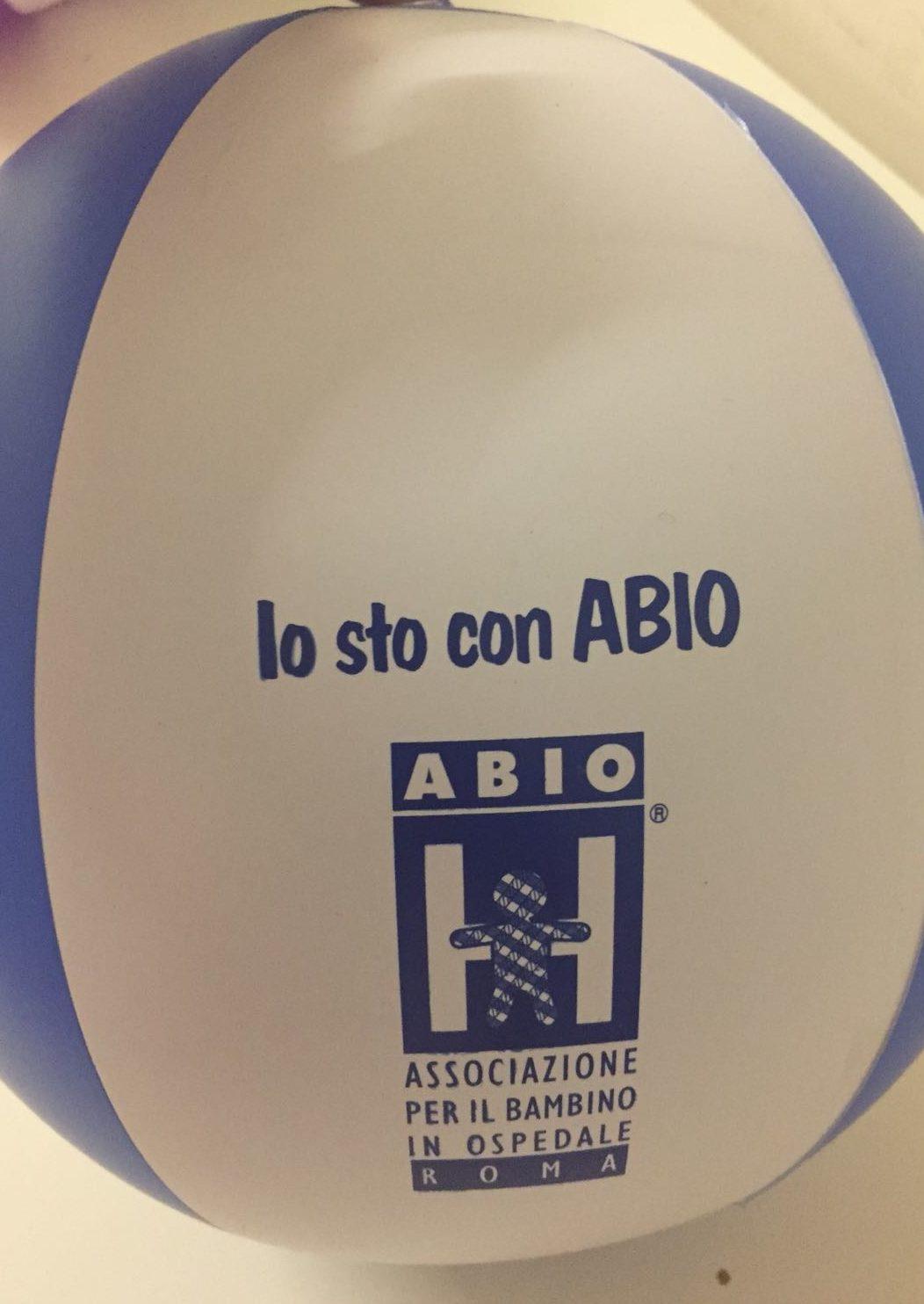 Pallone Gonfiabile ABIO Roma