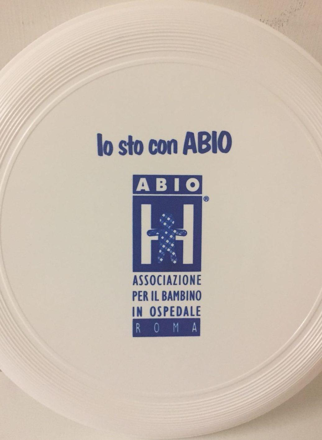 Frisbee ABIO Roma