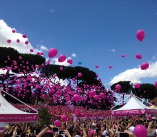 ABIO Roma alla Race for the Cure 2019