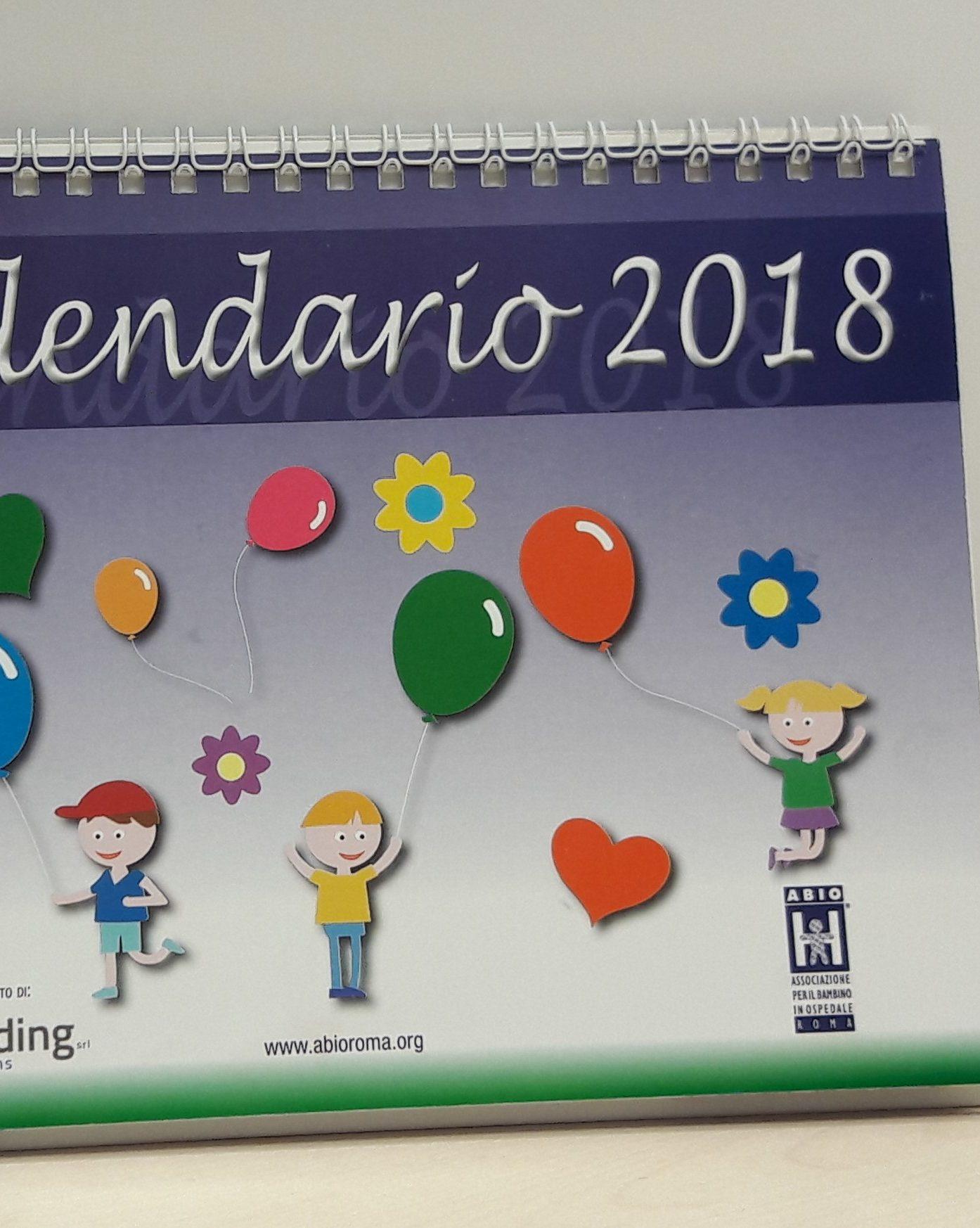 Calendario ABIO Roma 2017