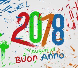Buon Anno da ABIO Roma!
