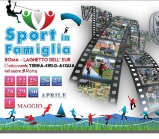ABIO Roma a Sport in Famiglia 2018