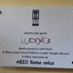 Inaugurazione Sala Giochi Ematologia_GRAZIE