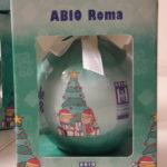 Palline di Natale ABIO Roma New