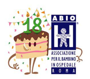 Buon Compleanno ABIO Roma!! 18 Anni Assieme…