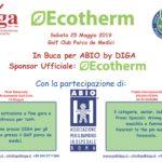 """ABIO Roma al Torneo di Golf """"In Buca per ABIO by DIGA"""""""